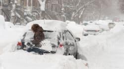 Encore de la neige et des vents forts pour les prochains jours au