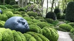 Viaggio in Normandia per un invito al verde tra sculture viventi e emozioni nei Jardins d'Etretat. E in Italia weekend a tutt...