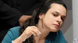 Janaina a militantes de Bolsonaro: 'Corremos risco de virar PT ao