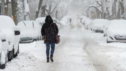 Beaucoup de neige pour le Québec ce