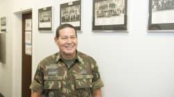 General Mourão: 'As Forças Armadas não podem ficar tocando e o Titanic