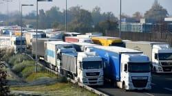 Vers un report de la vignette poids lourds pour que les camions ne rejoignent pas les gilets