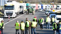 La CGT et FO appellent à la grève du transport routier à partir de dimanche