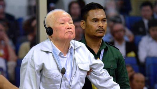 Le génocide khmer rouge reconnu pour la première fois dans le droit