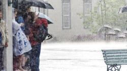 Tempête automnale au Québec pour les deux prochains