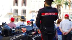 Ordigno esplode davanti a caserma dei Carabinieri a Roma, nessun ferito. La rivendicazione degli anarchici del Fai: