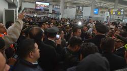 Paro de pilotos afectó a 10,000 pasajeros y 59