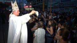 """Obispo de Cuernavaca habla sobre México en París: """"tiene miedo y está"""