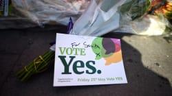 Les Irlandais disent oui à la libéralisation de