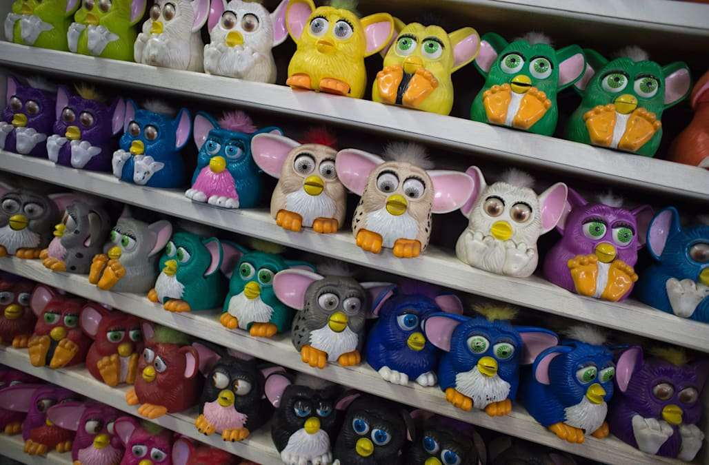 Furbies are making a comeback and your old ones may be worth