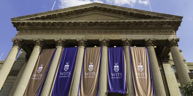 Wits University.