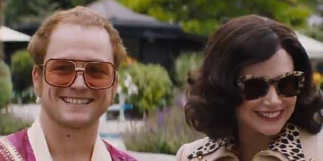 Rocketman : Taron Egerton est Elton John dans le nouveau trailer