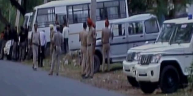 Pathankot on high alert after suspicious bag found