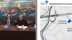 La Ville de Québec vend un terrain: le cimetière musulman verra le