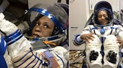 First African-American Crewmember To Join The International Space
