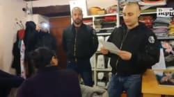 Blitz degli skinhead nella sede pro-migranti di Como: