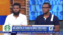 Black Men Arrested At Starbucks Said They Were There For 2 Minutes Before 911