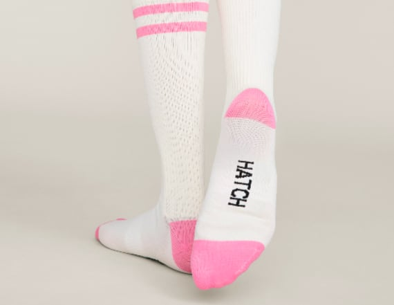 Hatch launches compression socks