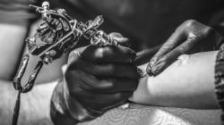 Artista no cobra por cubrir tatuajes