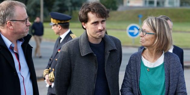 Le journaliste Loup Bureau est arrivé à Paris, après plus de 50 jours de détention en Turquie