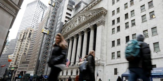Nouveau coup de tabac à Wall Street ce 8 février 2018.