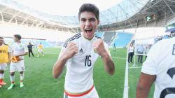 Con gol de último minuto, México Sub-20 vence a Senegal en