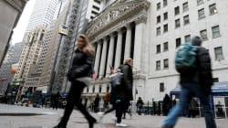Nouveau coup de tabac à Wall Street, le Dow Jones perd plus de 1000