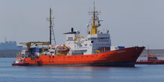 L'Aquarius débarquera finalement à Malte.