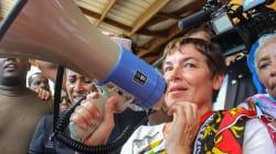 Annick Girardin de retour à Mayotte où la crise est loin d'être