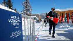 BLOGUE Davos 2018, l'arroseur