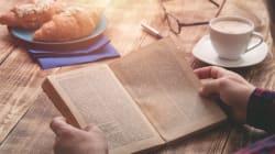 Colazioni d'autore, leggere