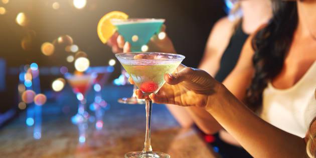 Pourquoi je n'ai pas besoin d'alcool pour fêter le nouvel an et passer une bonne soirée.