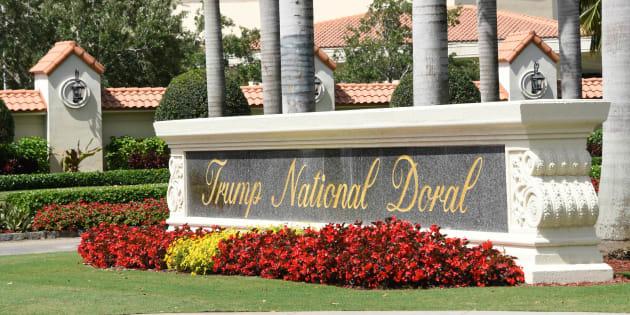 Un homme arrêté après avoir ouvert le feu dans un golf de Trump en Floride