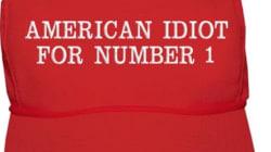 Los británicos impulsan 'American idiot' para la llegada de