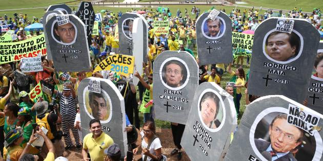 Mudança no foro privilegiado atinge políticos envolvidos em ações da Operação Lava Jato.