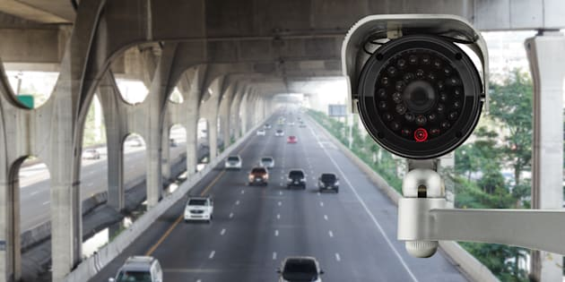 CCTV cameras are becoming a 'normal' feature of public life, tracking people's movements as a matter of course.