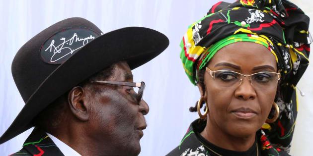 Crise au Zimbabwe: Grace Mugabe, de reine du shopping à ambitieuse redoutée