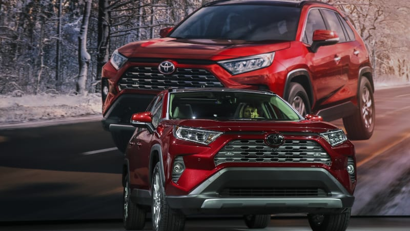 Biggest Debuts From The New York Auto Show Autoblog - Car show javits center