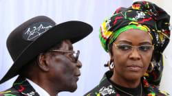 Grace Mugabe, de reine du shopping à ambitieuse