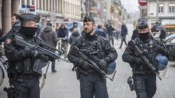 Strasbourg: la chasse à l'homme se