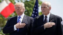 John Kelly est censé mettre fin au chaos qui règne à la Maison blanche, alors que c'est Trump qui en est la source