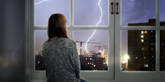 Face aux orages en France, à l'angoisse ou à la peur qu'ils suscitent, la méditation est une précieuse alliée