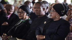 At Ahmed Kathrada's Funeral, The Inklings Of Real Resistance To Jacob Zuma's Rule