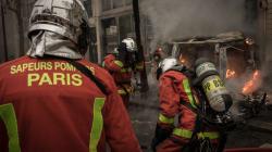 Les agressions contre les pompiers en