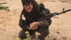 La storia del fioraio punk che ha mollato tutto per andare in Siria a combattere