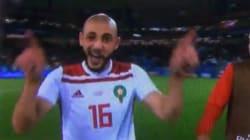 Ce joueur marocain a dit au monde entier tout le mal qu'il pensait de l'arbitrage