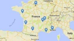 Les 9 stades français qui accueilleront la Coupe du monde de rugby