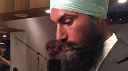 Singh Defends 'Open-Minded' Quebec After MP's Turban