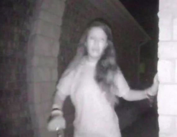 Woman at center of doorbell mystery speaks out