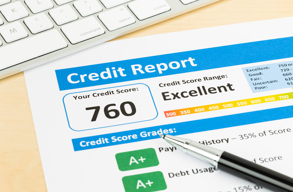 What's The Average Credit Score In America By State? This Map Breaks It Down.